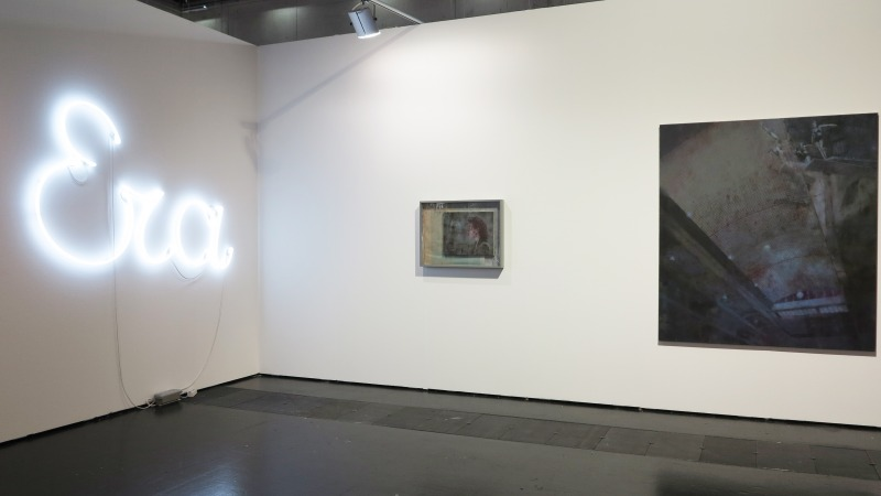 Exhibition view at Viennafair