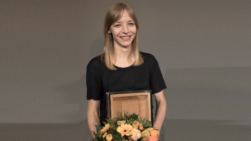 Agnieszka Polska has won the Preis der Nationalgalerie 2017